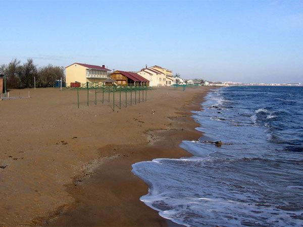 Недвижимость в Береговом