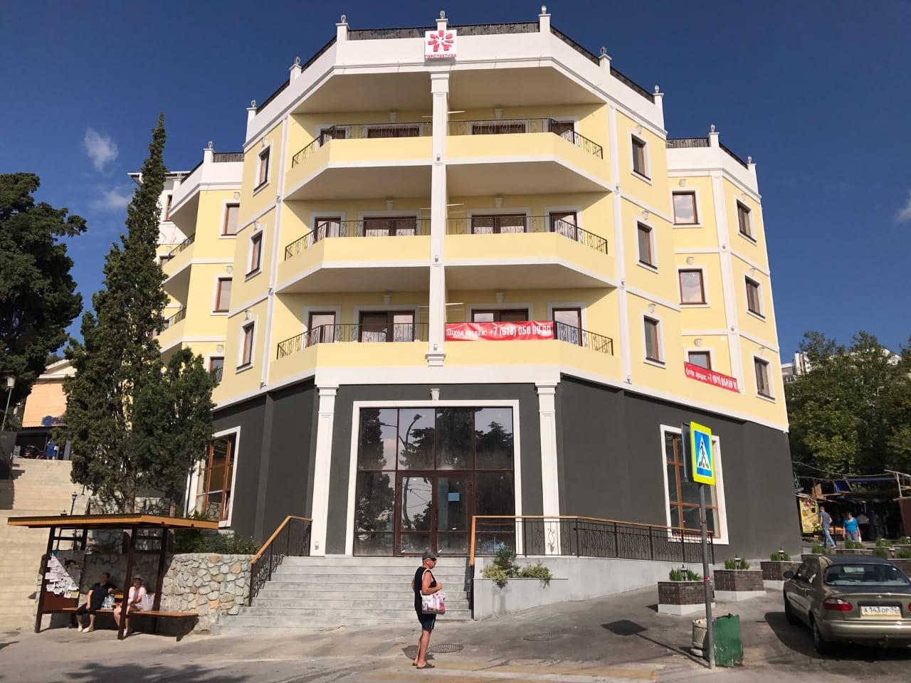 пгт Кореиз, ул. В.Маяковского, 1-комнатная квартира, 40 кв м, Продажа