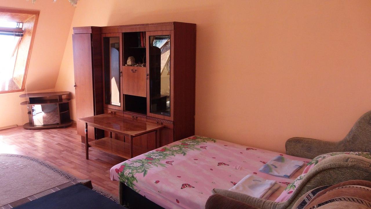 пгт Коктебель, ул. Долинный переулок, 1-комнатная квартира, 58 кв м, Аренда Краткосрочная