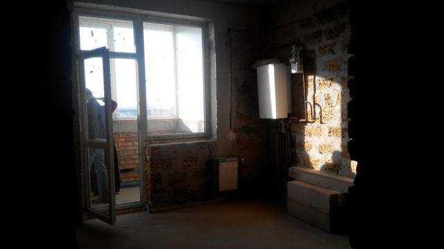 г. Феодосия, Гарнаева ул, 1-комнатная квартира в новостройке, 48 кв м, Продажа