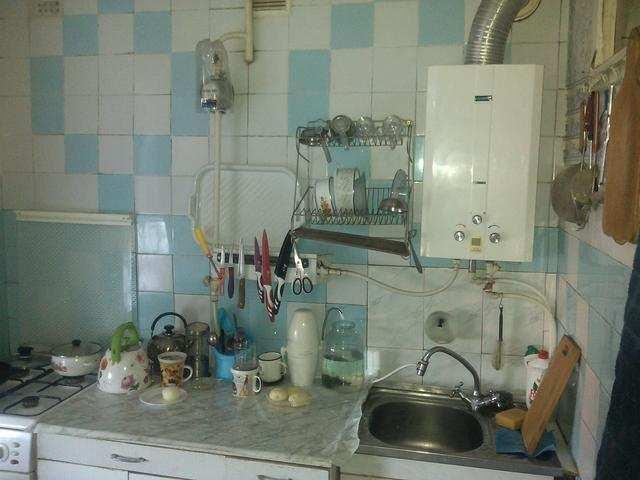 г. Феодосия, Чкалова ул, 3-комнатная квартира, 72 кв м, Продажа