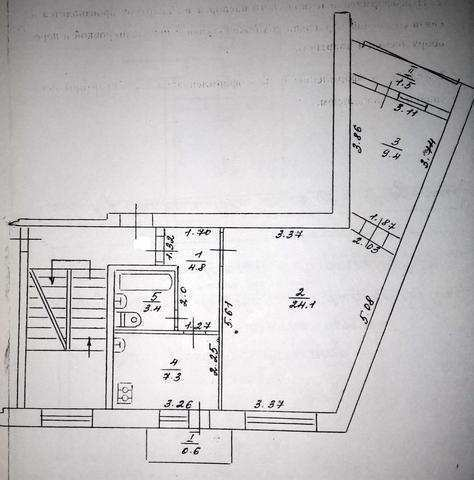 г. Феодосия, Старшинова Бульвар, 2-комнатная квартира, 51 кв м, Продажа