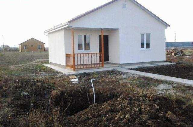 пгт Приморский, 9-я Садовая ул, дом, 41 кв м, 9 сот, Продажа