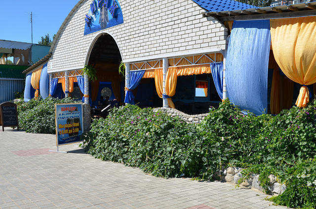 пгт Приморский, ул Набережная, кафе, 244 кв. м, продажа.