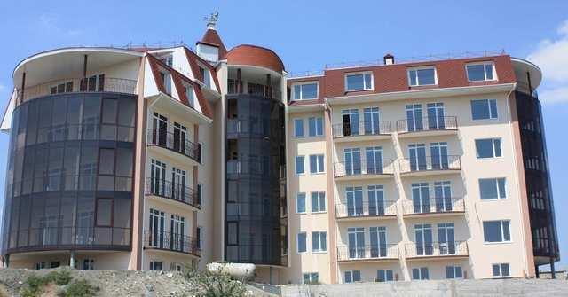 г. Феодосия, Семашко ул, 1-комнатная квартира в новостройке, 100 кв м, Продажа