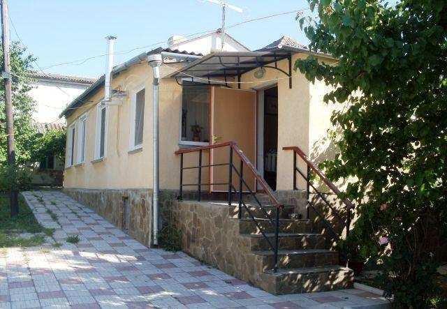 г. Феодосия, Богдановой ул, дом, 58 кв м, 7 сот, Продажа