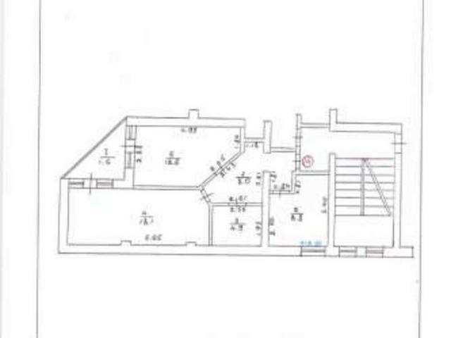 пгт Коктебель, пер Долинный, 2 ком. квартира, 55 кв. м