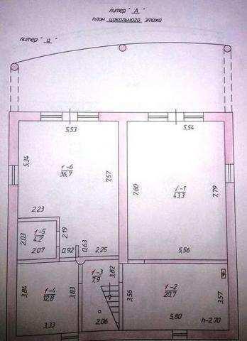 пгт Коктебель, ул Садовая, дом 375 кв. м, участок 8 соток