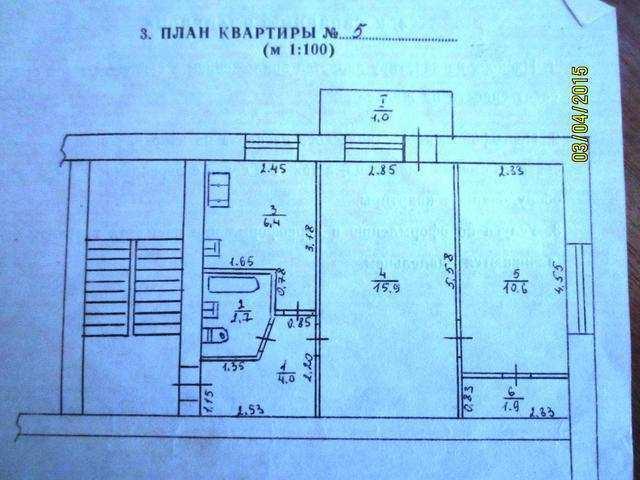 пгт Курортное, ул Подгорная, 2 ком. квартира, 42 кв. м