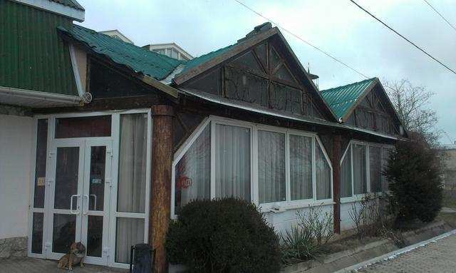 пгт Приморский, Набережная ул, бизнес, 120 кв м, 1.2 сот, Продажа