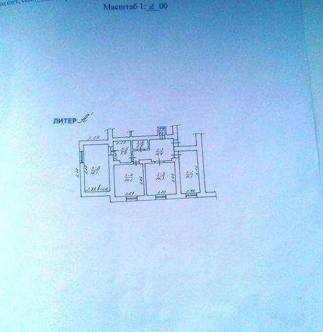 г. Старый Крым, Ленина ул, 3-комнатная квартира, 77 кв м, Продажа