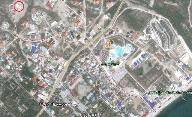 пгт Коктебель, Курортная ул, участок, 8 сот, Продажа