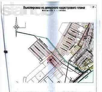 с Береговое, ул Станичная, участок 10 соток, ИЖС, продажа