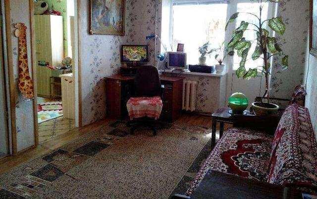 г. Феодосия, Гарнаева ул, 4-комнатная квартира, 63 кв м, Продажа