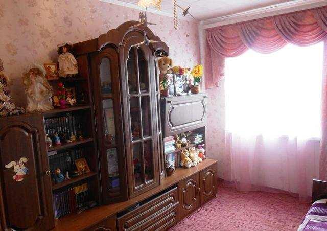 пос. Первомайское, Советская, 3-комнатная квартира, 63 кв м, Продажа