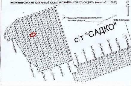 пгт Приморский, Дачная ул, участок, 8 сот, Продажа