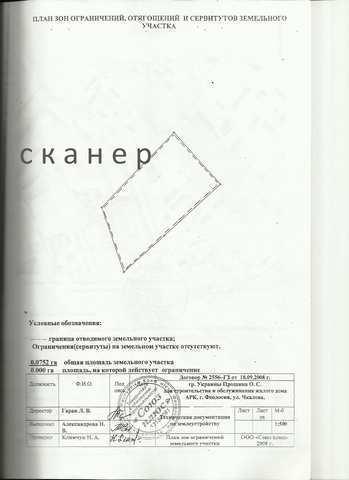 г Феодосия, ул Чкалова, участок 7,5 соток, ИЖС. продажа