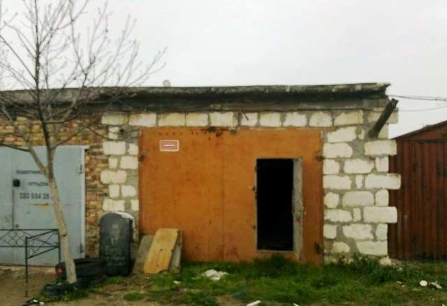 г. Феодосия, Лесопарковая ул, гараж, 24 кв м, Продажа