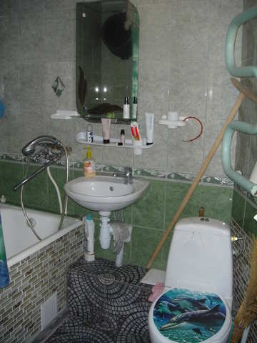 г. Феодосия, Вити Коробкова ул, 2-комнатная квартира, 50 кв м, Аренда Краткосрочная