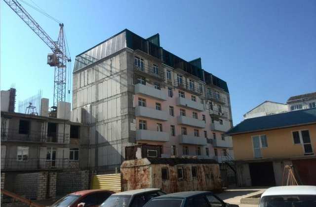 г. Феодосия, Дружбы ул, 1-комнатная квартира в новостройке, 40 кв м, Продажа