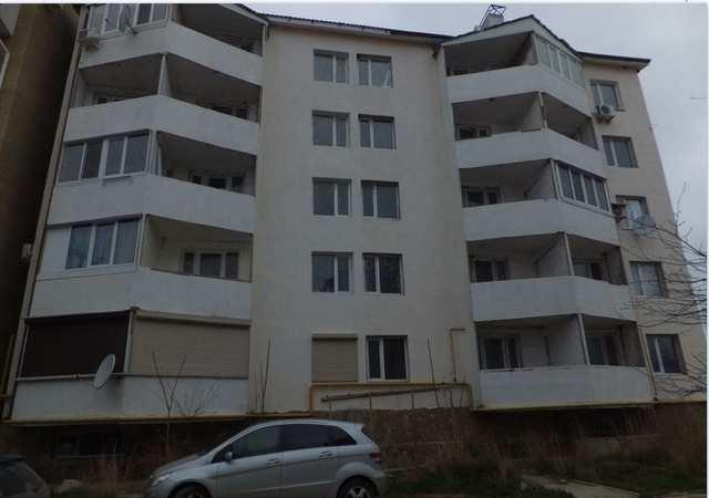 пгт Коктебель, Долинный пер., 1-комнатная квартира в новостройке, 35 кв м, Продажа