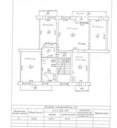 г. Феодосия, Симферопольское ш. 4 ком. квартира, 115 кв.м.