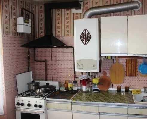 пгт Приморский, Победы ул, 3-комнатная квартира, 70 кв м, Продажа