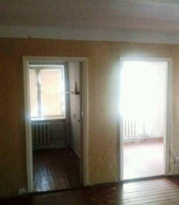 с. Чапаевка, 40 лет Победы, 3-комнатная квартира, 48 кв м, Продажа
