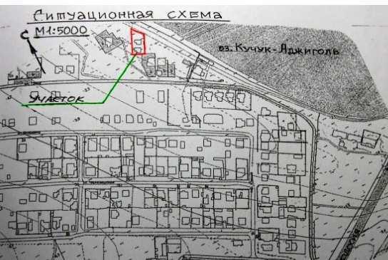 с Береговое, ул Солнечная,участок 10 соток, ИЖС