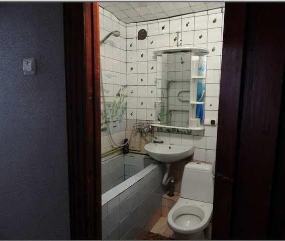 г. Феодосия, Симферопольское шоссе, 3-комнатная квартира, 57 кв м, Продажа