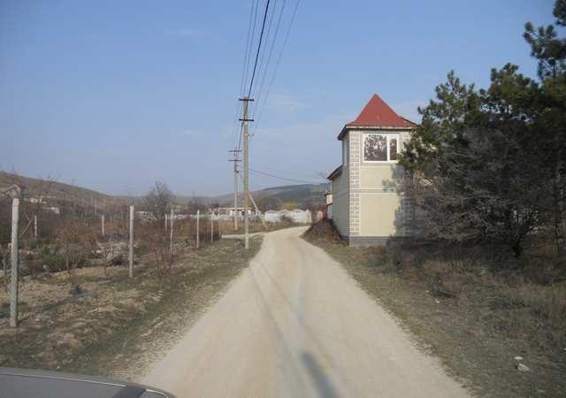 пгт Орджоникидзе, СПК Рассвет-2, участок, 8 соток, садоводчество