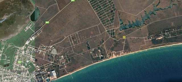 пгт Приморский, Нептун СПК, участок, 12 сот, Продажа