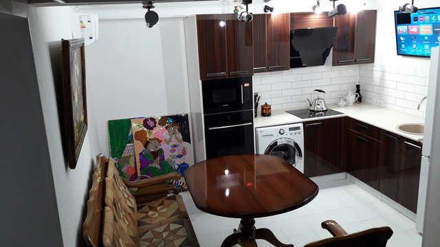 пгт Коктебель, Ленина ул, 1-комнатная квартира, 38 кв м, Продажа