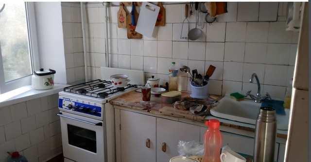 г. Феодосия, Гарнаева ул, 2-комнатная квартира, 46 кв м, Продажа