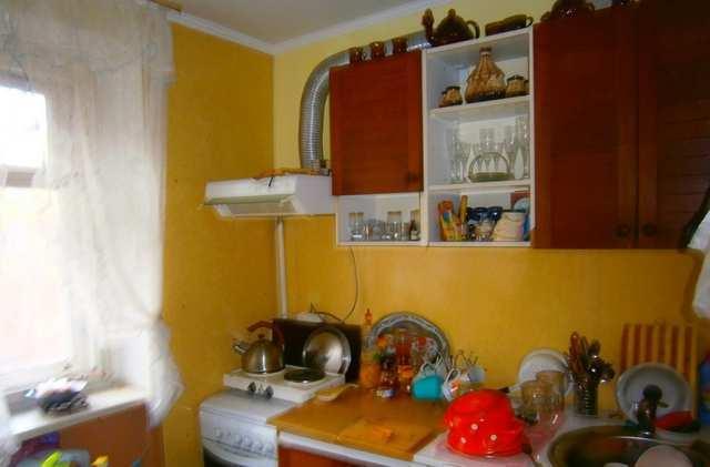 п Краснокаменка, ул Крымская, 2 ком квартира, 46 кв м