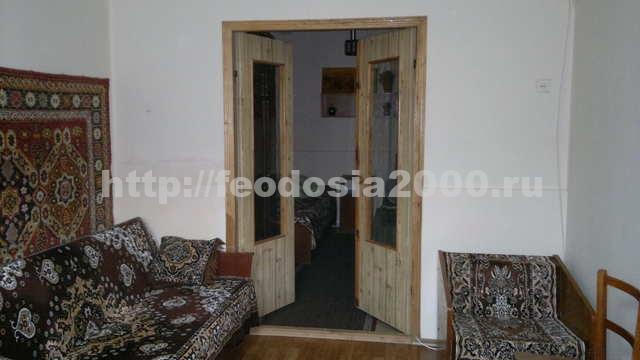 пгт Коктебель, Ленина ул, 2-комнатная квартира, 25 кв м, Продажа