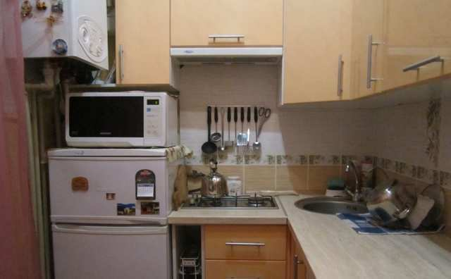 пгт Орджоникидзе, Ленина ул, 3-комнатная квартира, 62 кв м, Продажа