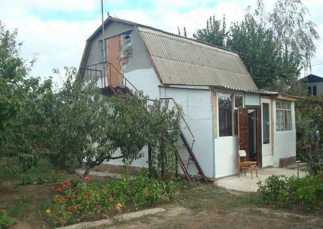пос. Кировское, Дружба СПК, дача, 35 кв м, 5 сот, Продажа