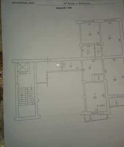 г. Феодосия, Симферопольское шоссе, 3-комнатная квартира в новостройке, 95 кв м, Продажа