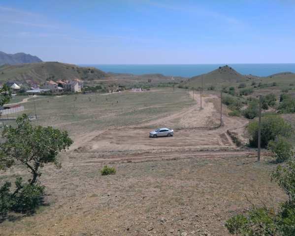 с Миндальное, СПК Солнечная Долина, участок 8 соток, садоводчество, продажа.