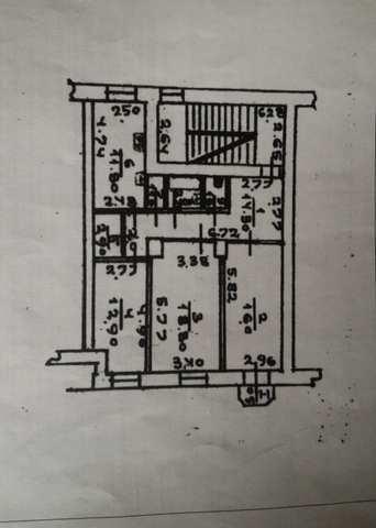 г. Феодосия, Назукина ул, 3-комнатная квартира, 82 кв м, Продажа