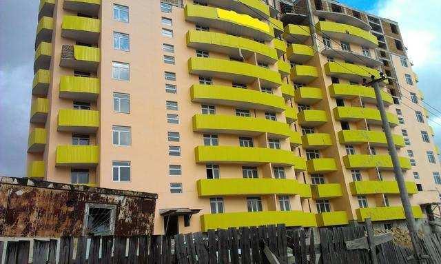 пгт Коктебель, Долинный пер., 3-комнатная квартира в новостройке, 90 кв м, Продажа