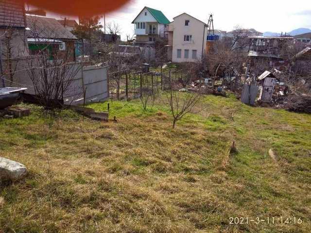 пгт Орджоникидзе, СПК Труд-1, ул Дачная, дом 40 кв м, участок 4,5 сотки, садоводчество, продажа
