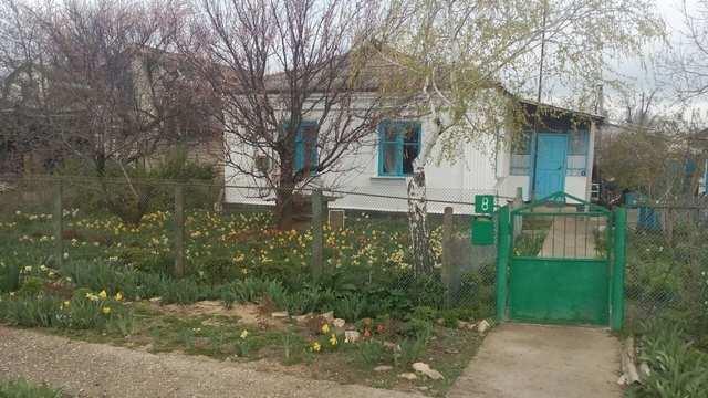 пгт Кировское, ул Красносельского, дом 59 кв м, участок 13 соток, продажа