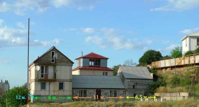 г. Феодосия, Рассвет СПК, дача, 167 кв м, 12.5 сот, Продажа