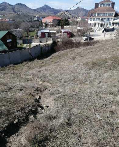 пгт Курортное, ул Приморская, участок 18 соток, ИЖС, продажа.