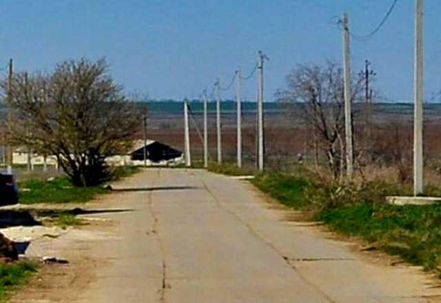 с Береговое, ул Веры Мухиной, участок 10 состок, ИЖС, продажа.